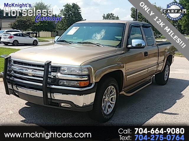 2000 Chevrolet Silverado 1500 LT Ext. Cab 4-Door Long Bed 4WD