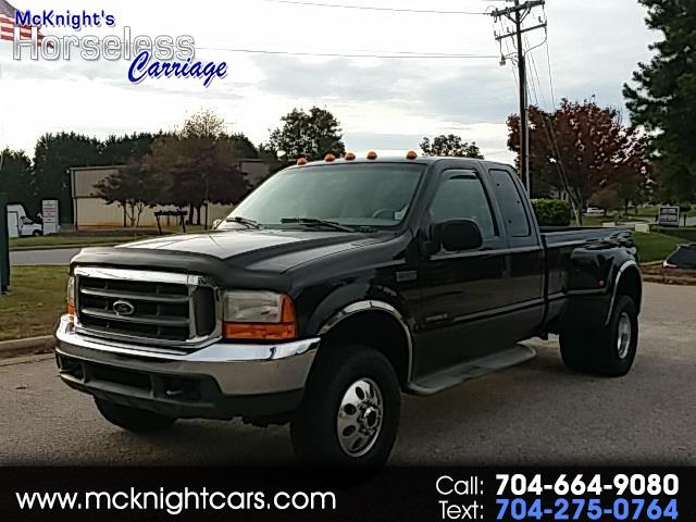 2000 Ford F-350 SD Lariat SuperCab 4WD DRW