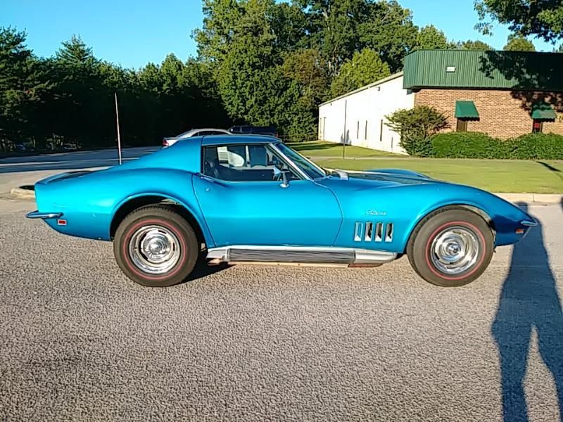Chevrolet Corvette Stingray  1969