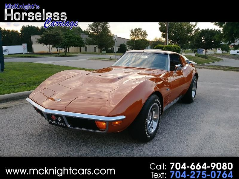 1972 Chevrolet Corvette 454 Big Block