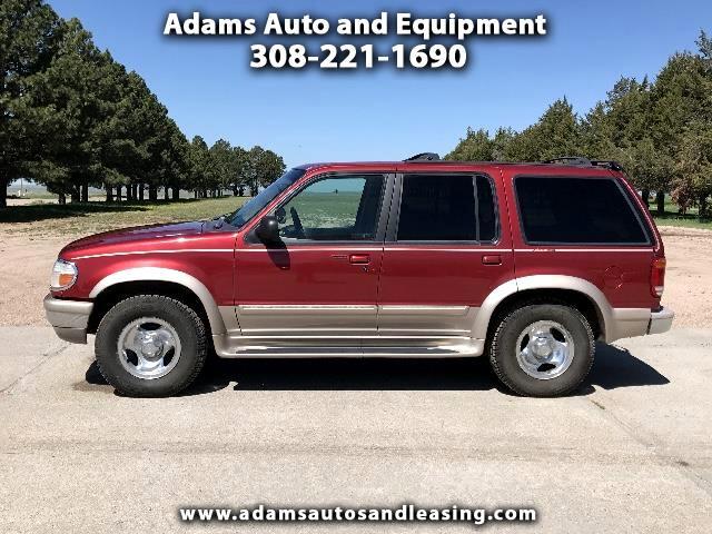 1998 Ford Explorer Eddie Bauer 4-Door 4WD
