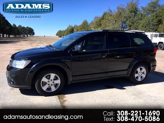 2012 Dodge Journey AWD 4dr SXT