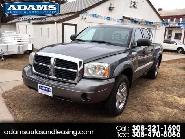 2007 Dodge Dakota 4WD Quad Cab 131