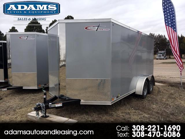 2020 Cross Trailers 7x14 Ramp Door 714TA