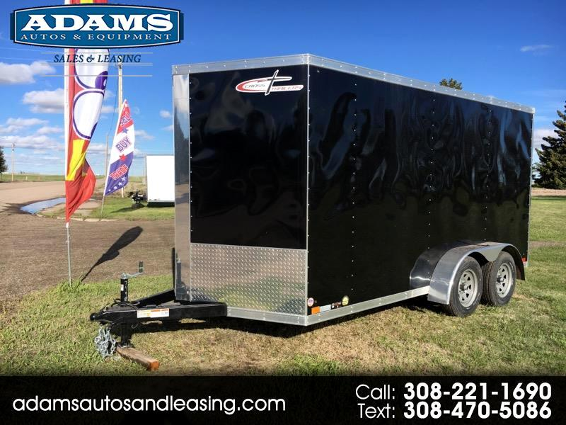 2019 Cross Trailers 7x14 Ramp Door 714TA