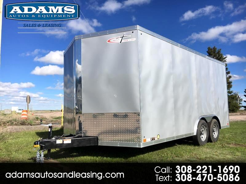 2019 Cross Trailers 8.5x16 Ramp Door 816TA