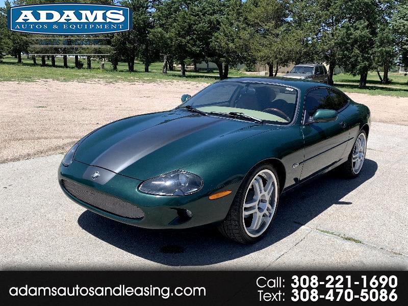 1997 Jaguar XK8 2dr Cpe