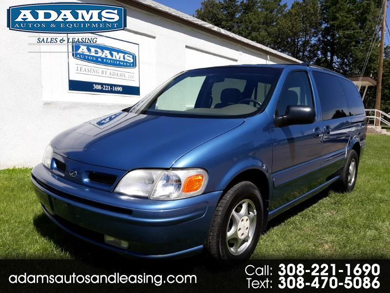 1999 Oldsmobile Silhouette 4dr Ext WB GL
