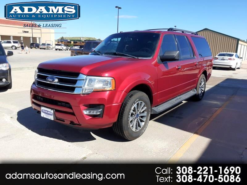 Ford Expedition EL 4WD 4dr XLT 2016