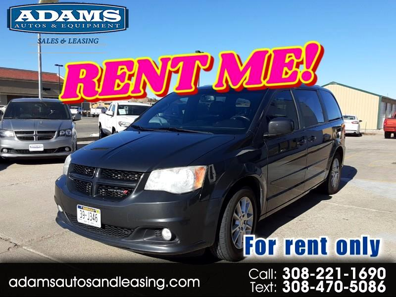 Dodge Grand Caravan R/T Wagon 2012