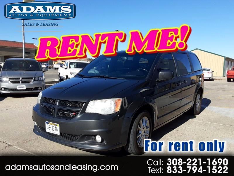 Dodge Grand Caravan R/T Wagon 2012