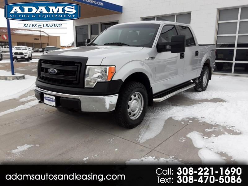Ford F150 XL Supercrew 4WD 2013