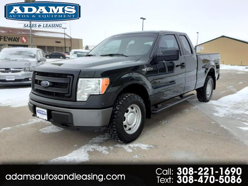 Ford F150 XL Supercab 4WD 2013