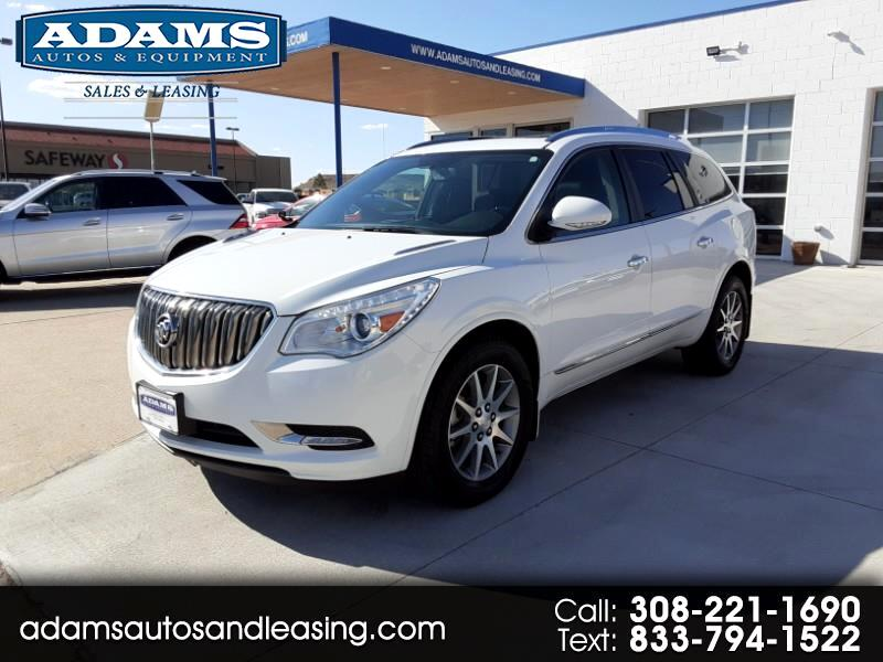 Buick Enclave Leather 4D SUV AWD 2016