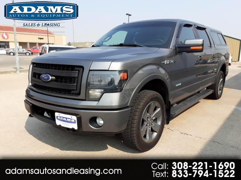 Ford F150 FX4 Supercrew 4WD 2013