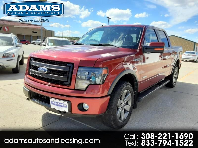 Ford F150 FX4 Supercrew 4WD 2014
