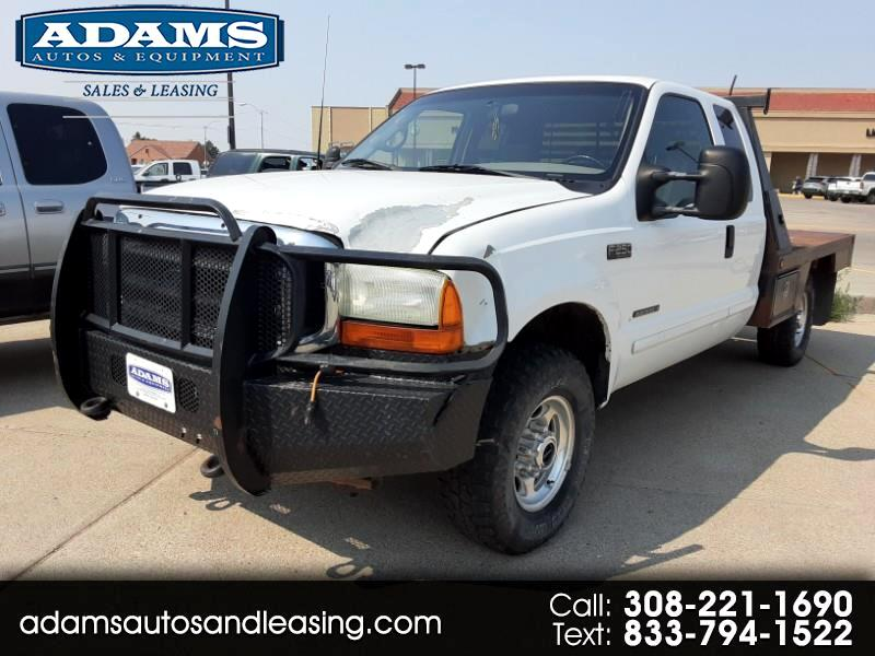 Ford F250SD XLT Supercab 4WD 2001