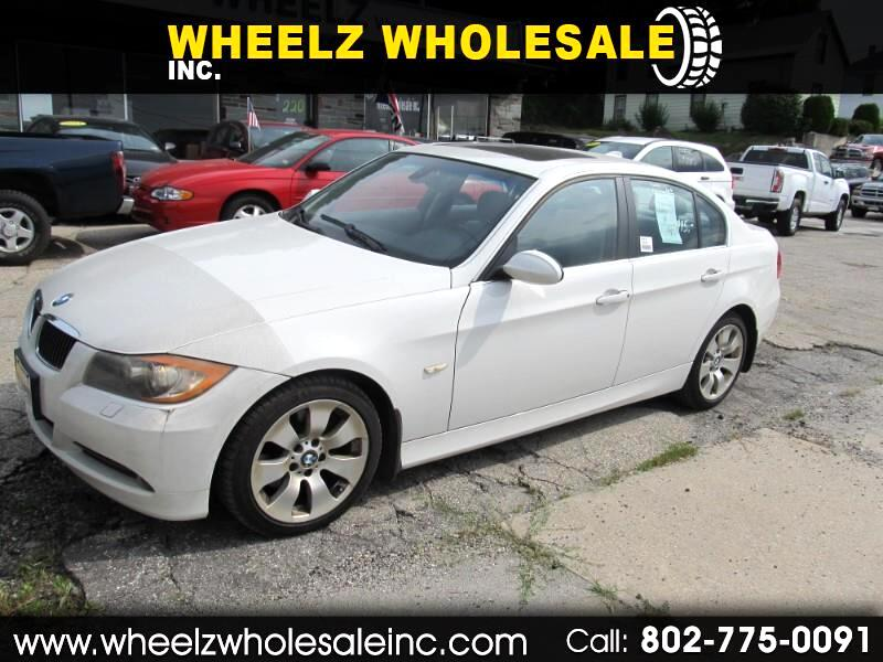 2006 BMW 3-Series 330xi Sedan