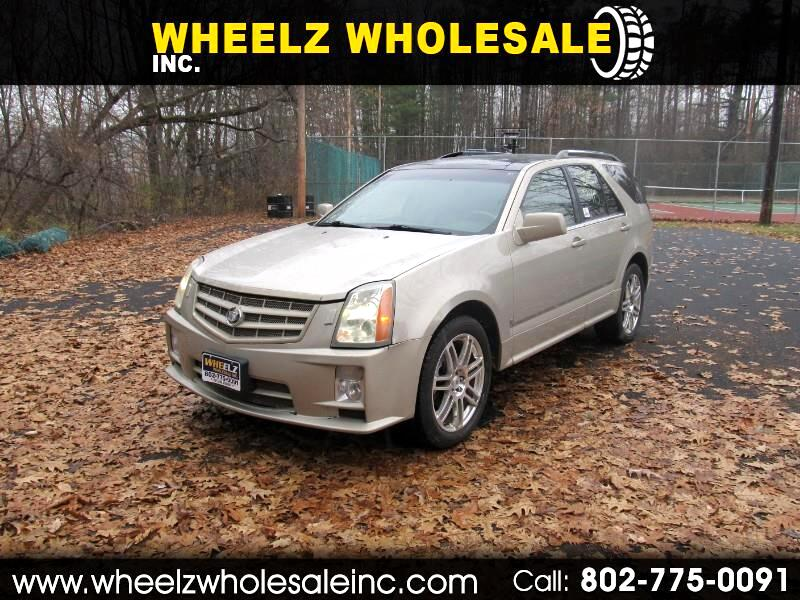 Cadillac SRX AWD 4dr Luxury Collection 2007