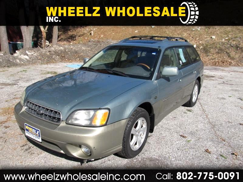 Subaru Outback H6-3.0 L.L. Bean Edition Wagon 2004