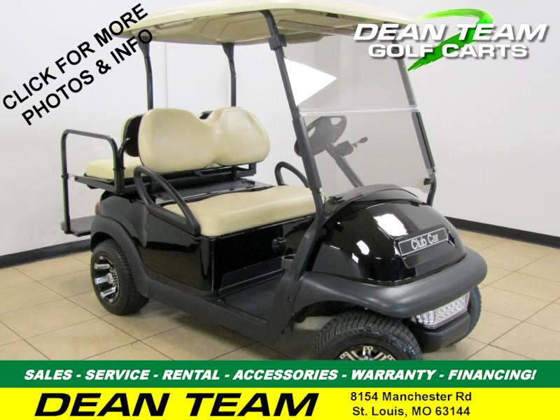 2013 Club Car Precedent SS Series Deluxe 48V Electric