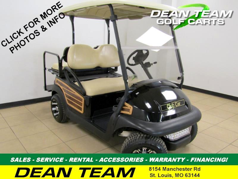 2013 Club Car Precedent Woody Edition 48V Electric