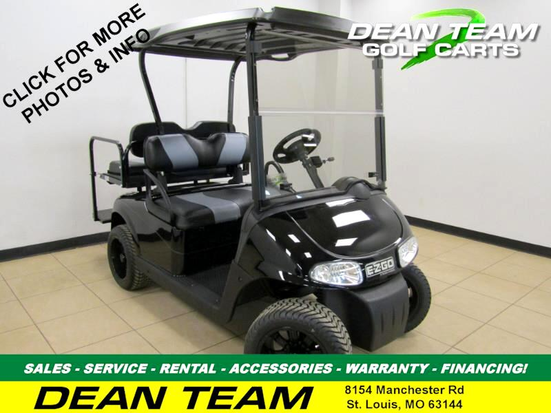 2014 EZGO RXV SS Series Premium 48V Electric