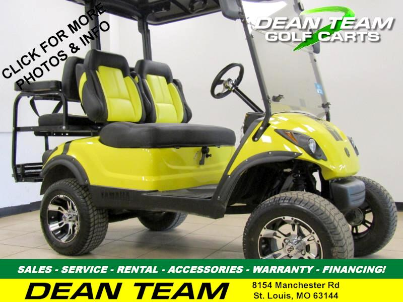 2012 Yamaha Drive Bumble Bee Edition