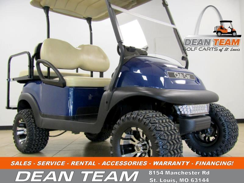 2015 Club Car Precedent SS Series Deluxe A/T 48V Electric