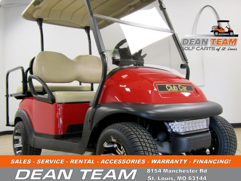 2015 Club Car Precedent SS Series Deluxe 48V Electric