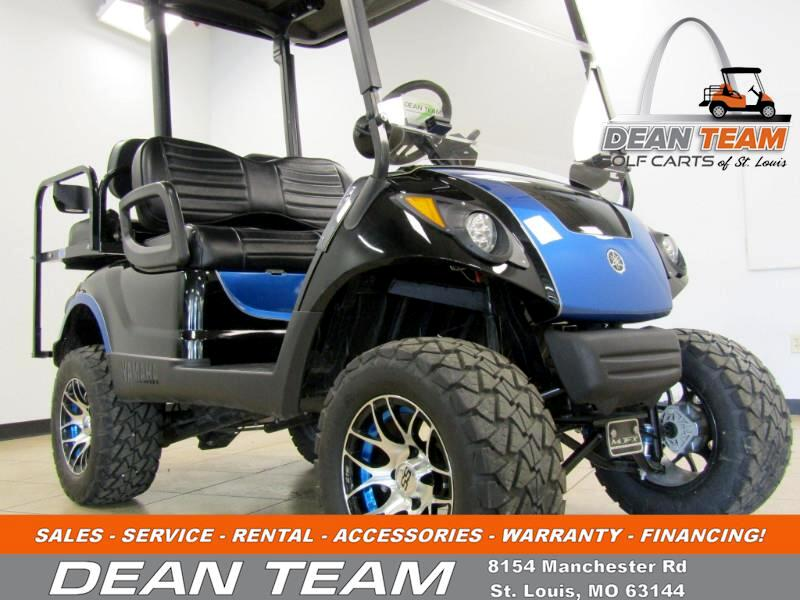 2015 Yamaha Drive Luxury AT Edition EFI Gas