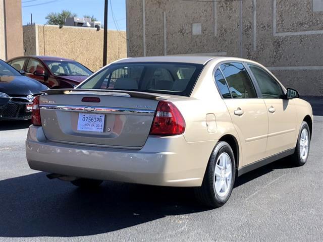 2005 Chevrolet Malibu LS