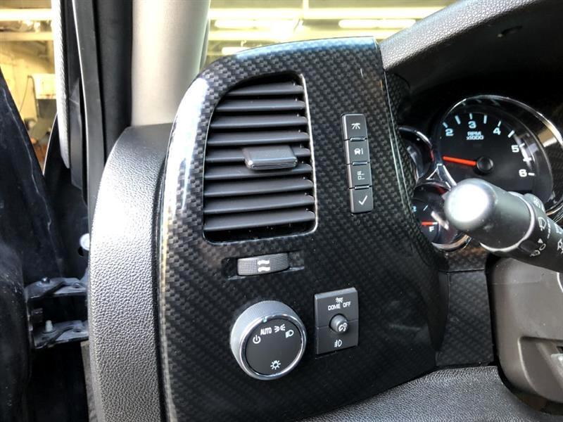 2012 Chevrolet Silverado 1500 LT Crew Cab 4WD