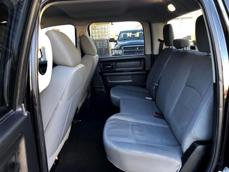 2014 RAM 1500 Tradesman Crew Cab SWB 4WD