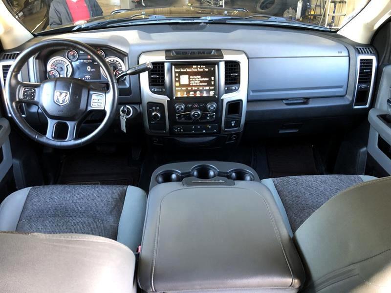 2015 Dodge 2500 SLT Mega Cab 4WD