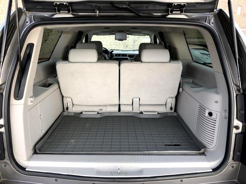 2009 Chevrolet Suburban LTZ 1500 4WD