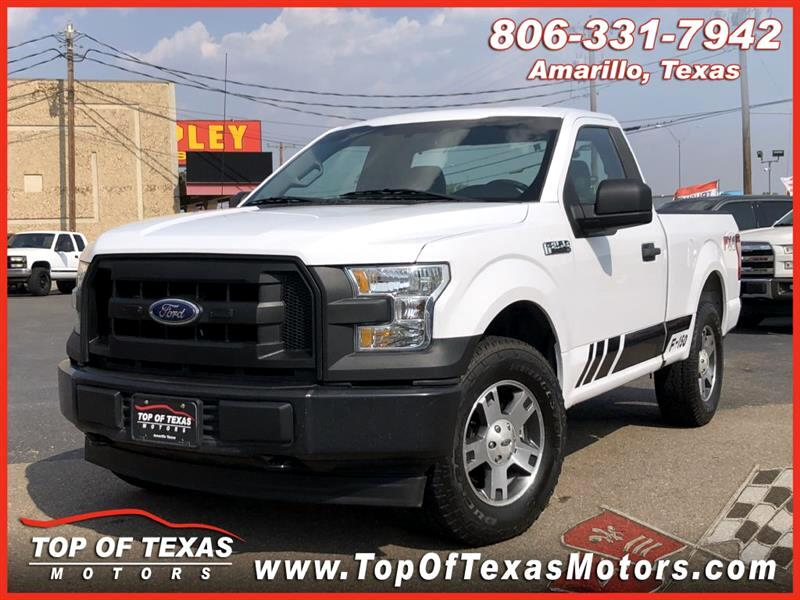 Ford F-150 XL Short Bed 4WD 2017