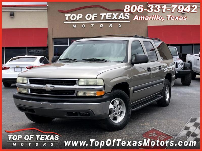 Chevrolet Suburban 1500 2WD 2002