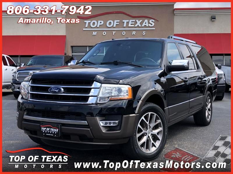Ford Expedition EL King Ranch 2WD 2016