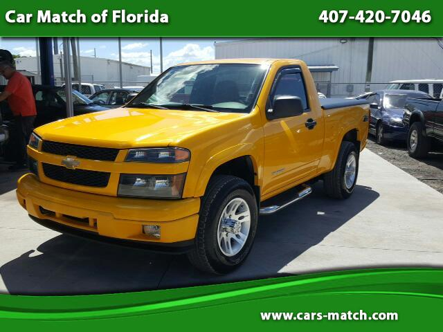 2004 Chevrolet Colorado Z71 4WD
