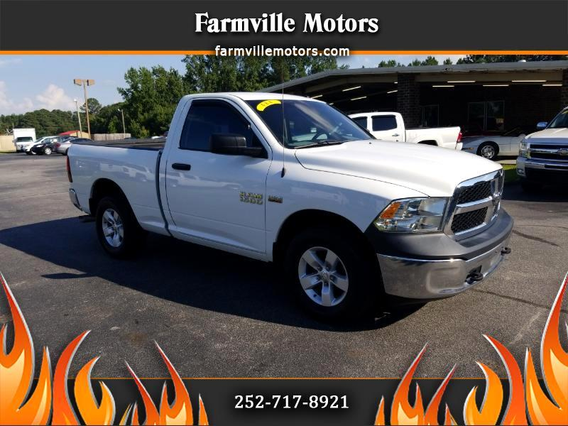 RAM 1500 Tradesman Regular Cab SWB 4WD 2014