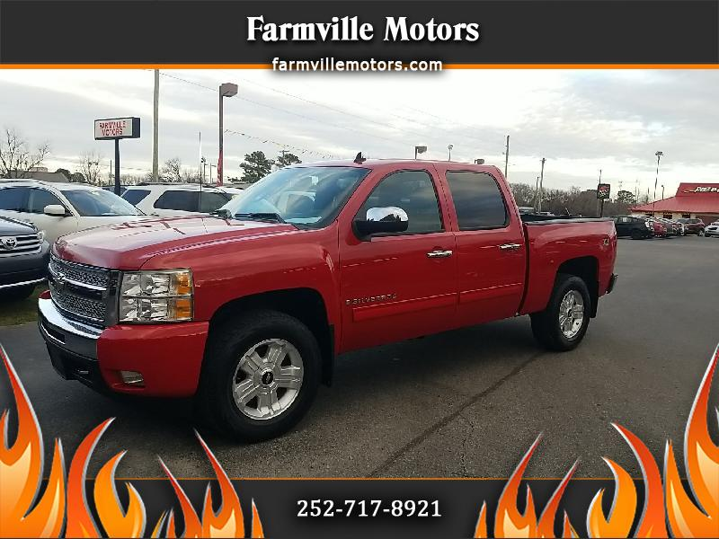 Chevrolet 1500 Pickups LT1 Crew Cab 4WD 2009