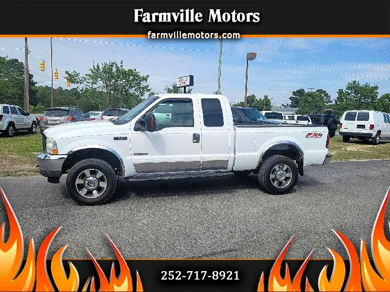 Ford F-250 SD Lariat 4WD 2003