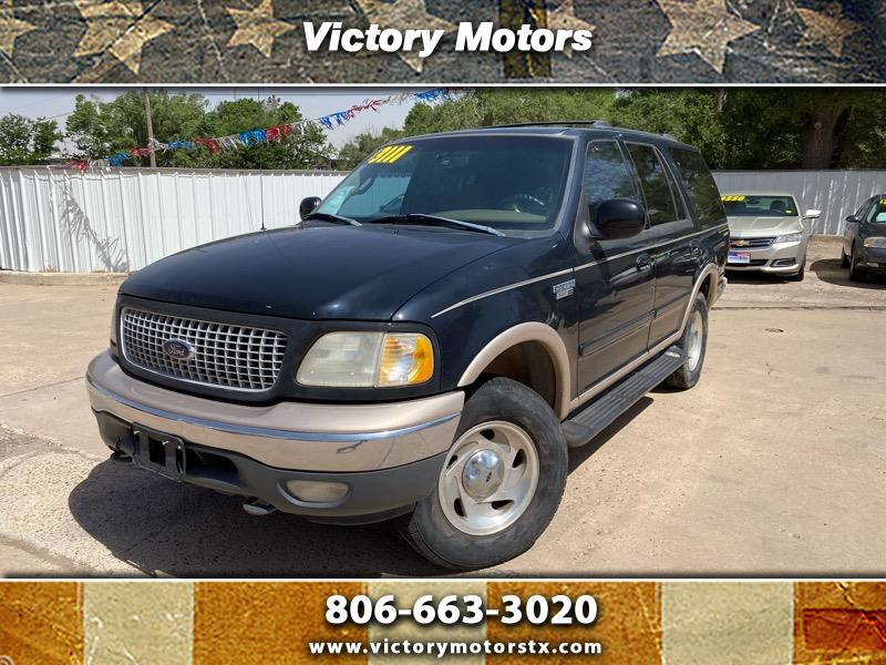 used 1999 ford expedition eddie bauer 4wd for sale in pampa tx 79065 victory motors 1999 ford expedition eddie bauer 4wd