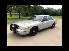 1999 Ford Crown Victoria Police Pkg