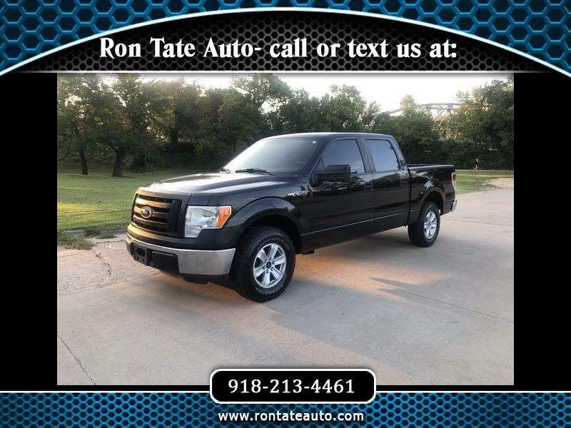 Ford F-150 XL SuperCrew 5.5-ft. Bed 2WD 2011