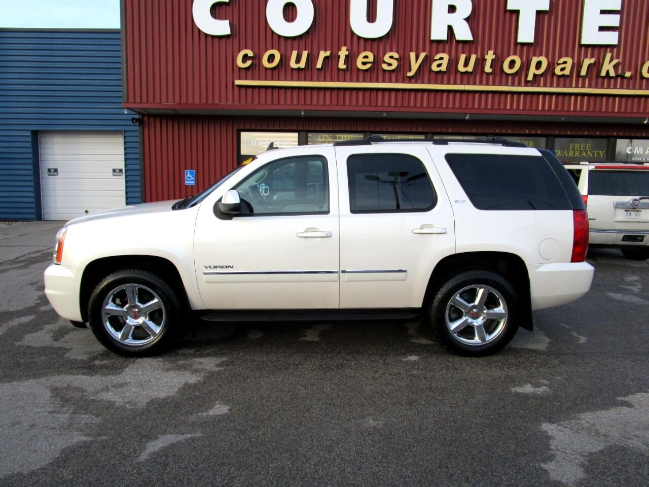 2012 GMC Yukon 4WD 4dr 1500 SLT