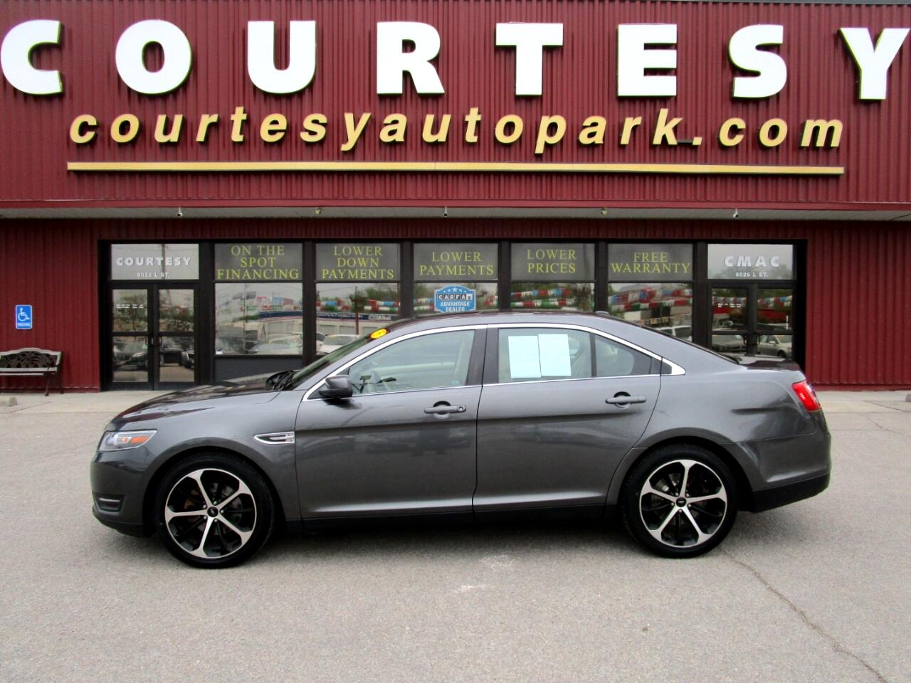 2015 Ford Taurus 4dr Sdn SEL AWD