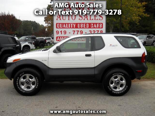 1999 Isuzu VehiCROSS IRONMAN