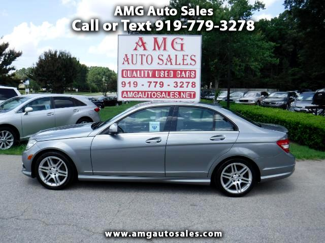 2008 Mercedes-Benz C-Class C350 Sport Sedan